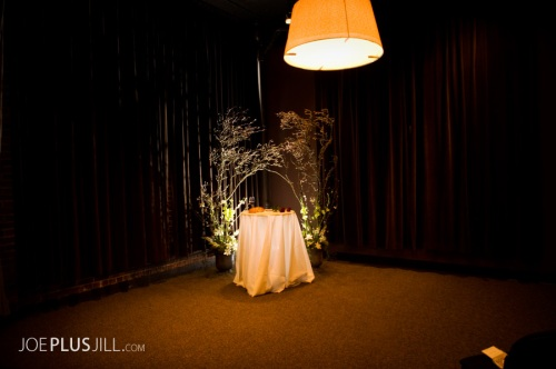 Studio Joe + Jill Photography Christopher Flowers Seattle Wedding Ceremony