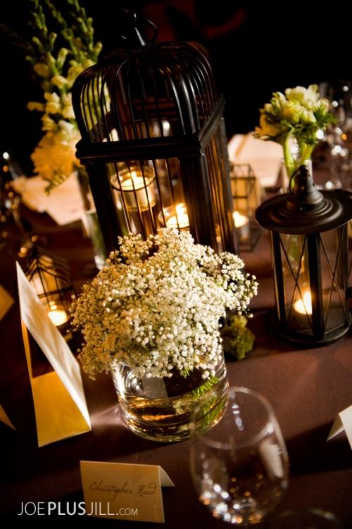 Studio Joe + Jill Photography Christopher Flowers Seattle Wedding Centerpiece