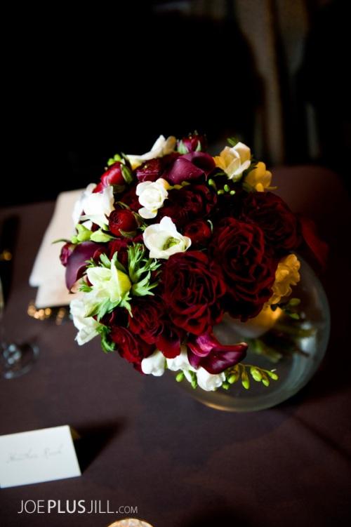 Studio Joe + Jill Photography Christopher Flowers Seattle Wedding Bouquet