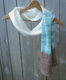 knit handmade cashmere silk alpaca