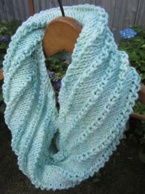 Organic Cotton Cowl Christopher Knits