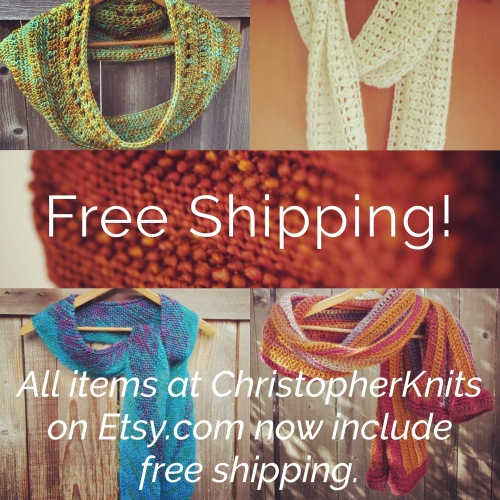 Christopher Knits Etsy Free Shipping Shop Small Handmade